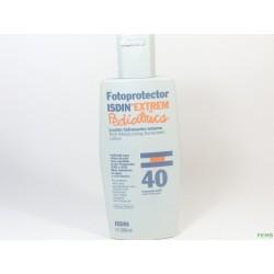 Fotoprotector Isdin Extrem Pediatrics spf 40 loción 200 ml