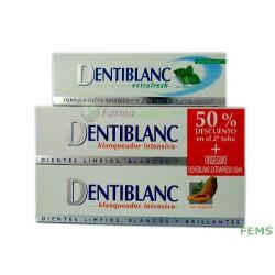 Dentiblanc blanqueador DUPLO 100 ml + 100 ml