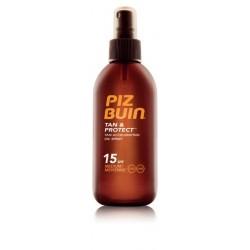 Piz Buin Tan & protect intensificadora bronceado spf 15 spray 150 ml