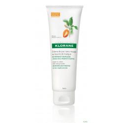 Klorane tratamiento sin aclarado a la manteca de mango 100 ml