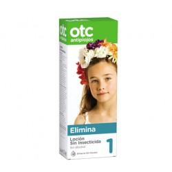Otc Antipiojos Loción sin insecticida 125 ml