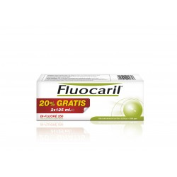 Fluocaril pasta de dientes 125 ml DUPLO