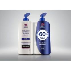 Neutrogena Loción corporal piel seca 750 ml + 750 ml