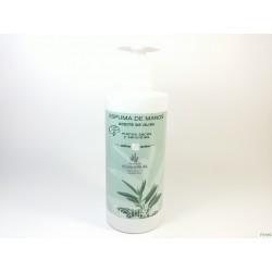 Espuma de manos aceite de oliva 400 ml