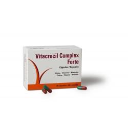 Vitacrecil complex forte 90 cápsulas