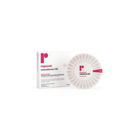 Repavar Monoderma C10 28 cápsulas