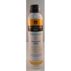 Heliocare 360º Pediatrics Transparent spray 200 ml