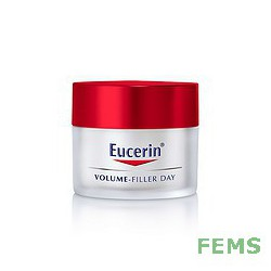 Eucerin Volume-Filler crema de día pieles normales y mixtas 50 ml + 40% GRATIS CREMA DE NOCHE