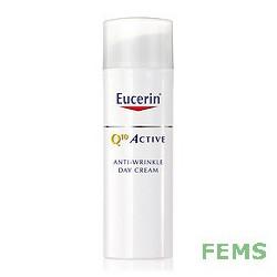 Eucerin Q10 Active crema de día piel normal y mixta 50 ml