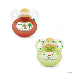 Nuk Chupete Travel talla 0-6 meses latex