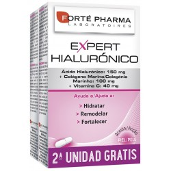 Forté Pharma Expert Hialurónico DUPLO