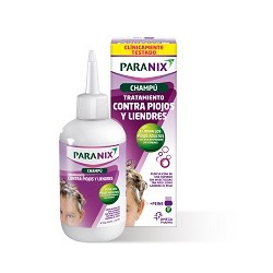 Paranix champú + lendrera 200 ml