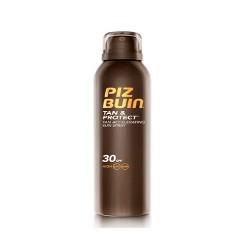 Piz Buin Tan & protect spray intensificadora bronceado spf 30 150 ml