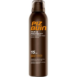 Piz Buin Tan & protect spray intensificadora bronceado spf 15 150 ml