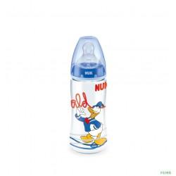 Nuk Biberon Disney talla 6-18 meses talla L 300 ml silicona