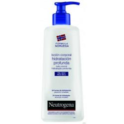 Neutrogena Loción corporal piel seca 400 ml