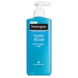 Neutrogena Hydro Boost loción corporal en gel 750 ml duplo