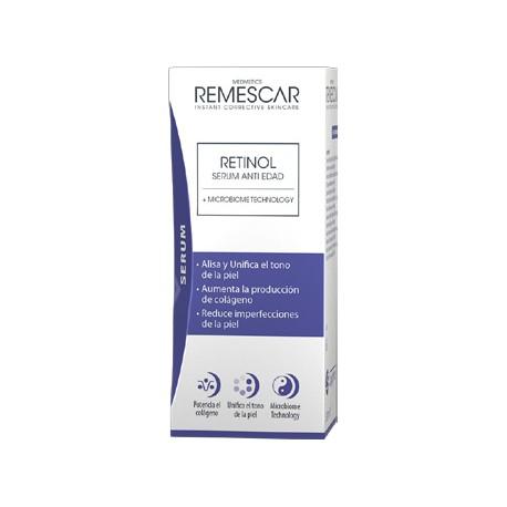Remescar Vitamina C + ácido Hialurónico serum reparador