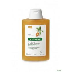 Klorane Champú a la manteca de mango 400 ml