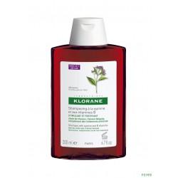 Klorane Champú a la quinina con complejo vitamínico B 400 ml