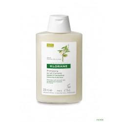 Klorane Champú voluminador a la leche de almendras 400 ml