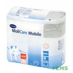 Molicare Mobile Talla L 14 unidades