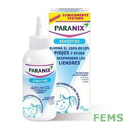 Paranix Sensitive 150 ml