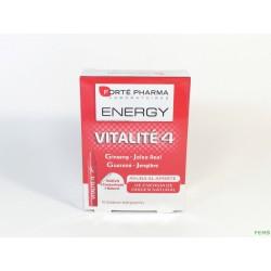 Forté pharma Vitalité 4 10 unidades