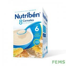 Nutribén 8 cereales (300 gr)