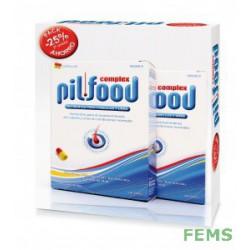 Pilfood complex cápsulas DUPLO 60+60 Pack ahorro