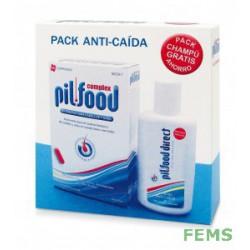 Pilfood complex 60 comprimidos + CHAMPU ANTICAIDA DE REGALO