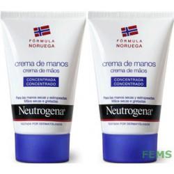Neutrogena Crema de manos concentrada DUPLO