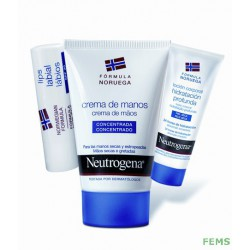 Neutrogena Crema de manos concentrada + labial