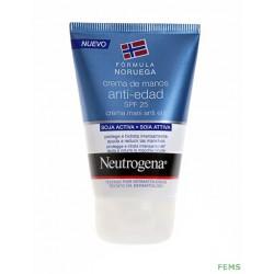 Neutrogena Crema de manos anti-edad spf 25